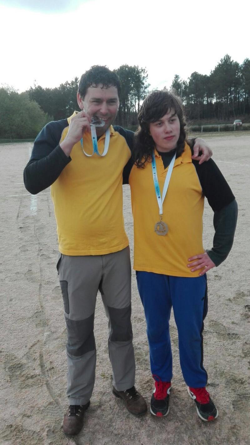 IV Trofeo Meigarco medallas