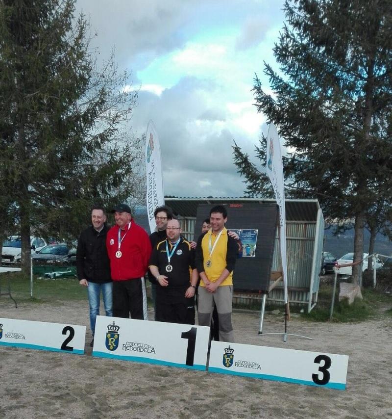 IV Trofeo Meigarco podium 1