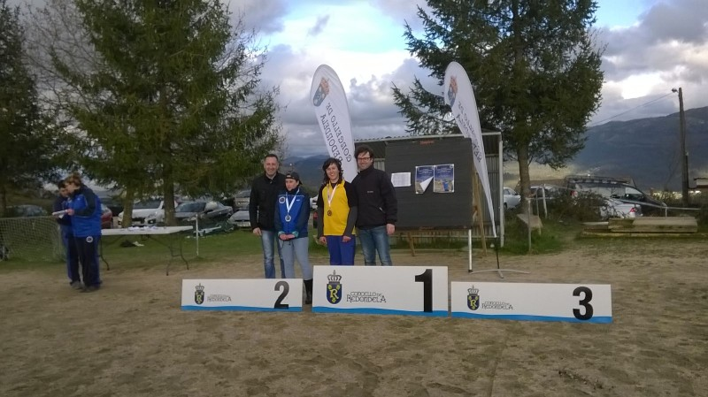 IV Trofeo Meigarco podium 2