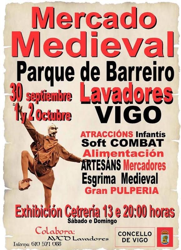 II Mercado Medieval de Lavadores